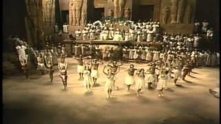 Egyptian Triumphal march Verdi Aida Opera YouTube