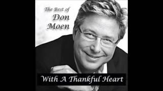 The Best of Don Moen: With a Thankful Heart (2004) Full album