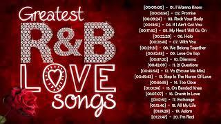 Best R&B/Hip-Hop Love Songs (90s, 2000s, 2010s) | Slow Jamz & Baby Makin' Music | Wedding Reception