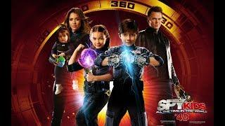 Spy Kids 4  All The Time In The World Hindi
