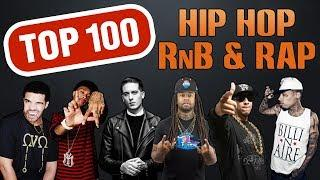 Top 100 | Best HipHop, RnB & Rap Songs of 2017 | Year-End Charts [HD/HQ]