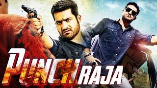 Punch Raja (2016) - JR.NTR | Full Hindi Dubbed Action Movie | Hindi Movies 2015 Full Movie