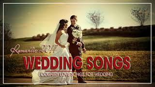 Best Country Wedding Songs Of All Time - Greatest Country Songs For Wedding Collection