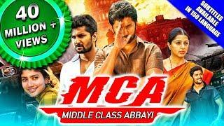 MCA (Middle Class Abbayi) 2018 New Released Hindi Dubbed Movie | Nani, Sai Pallavi, Bhumika Chawla