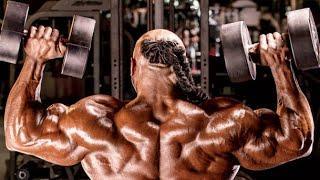 [KAI GREENE] DropSet Shoulders Training - Bodybuilding Workout Motivation