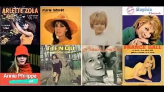 Various - Ye Ye Girls Vol. 2 : 60's European French Garage,Beat,Pop Female Singers Music Compilation