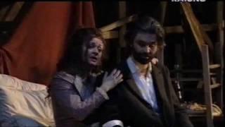 """Andrea Bocelli at the Opera """"La Boheme"""" (1998)"""