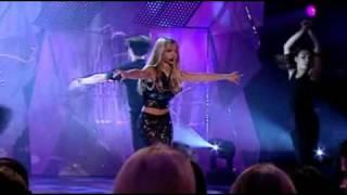 Britney Spears - Baby One More Time (The Best Of The World Music Awards 1999)