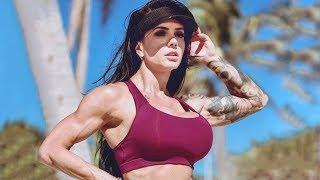 Fitness model RENATA COSTA bodybuilding workout motivation