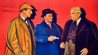 THE TRIUMPH OF SHERLOCK HOLMES | Arthur Wontner | Full Length Crime Movie | English | HD | 720p