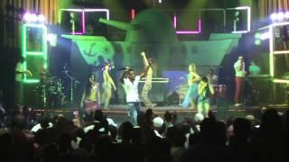 LOS PRINCIPALES - Kimba Pa' Que Suene (Official Live Video)