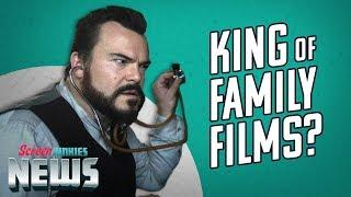 Jack Black: New King of Family Films? - Charting with Dan!