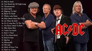 ACDC Best Rock Songs Playlist 2018 - ACDC Greatest Hits Full Album