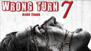 New Horror Movies 2017 Wrong Turn 7 Fantasy Movie Hollywood Full Movie || HD