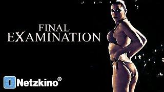Final Examination (Thriller in voller Länge Deutsch, ganze Filme auf Deutsch, kompletter Film)