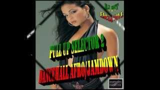PULL UP SELECTOR 2 DANCEHALL AFRO/JAMDOWN (OCT 2012) -DJ PIT