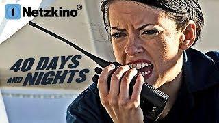 40 Days and Nights (Action, Thriller, ganze Action Filme auf Deutsch anschauen in voller Länge) *HD*