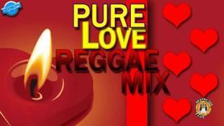 Restricted Zone - Pure Love (Reggae Mix) 'Da Musical Hierarchy'