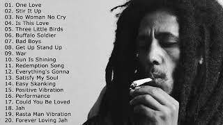 Bob Marley Full Album 2018 - Bob Marley Greatest Hits - Bob Marley Best 30 Hits Playlist Reggea