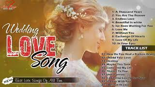 Best Romantic Wedding Songs - Best Love Songs Of All Time - Wedding Love Songs