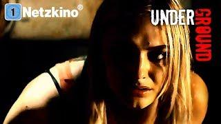 Underground - Tödliche Bestien (Horrorfilm Deutsch in voller Länge, ganzer Film Deutsch) *HD*