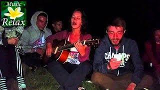 Цой Кукушка Под гитару у Костра