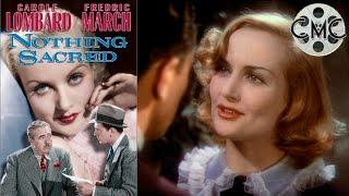 Nothing Sacred (1937) Comedy Drama | Full Movie