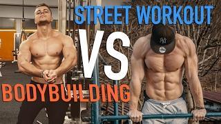 Bodybuilding vs Street Workout - DIPS CHALLENGE - Balkanfit