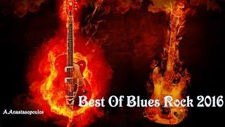 THE BEST OF BLUES ROCK (2016) Presents By Shrapnel Records  - YouTube HD