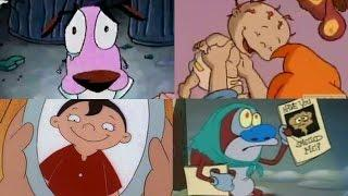 Top 20 Saddest Moments In Kid Shows | blameitonjorge