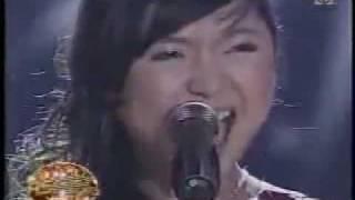 Asian Whitney Houston 'I Have Nothing'