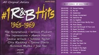 Old Skool R&B Classics | #1 R&B Hits Of The 60s 70s 80s | Best of Late 60s R&B