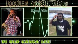 Louie Culture {Di Old Ganga Lee} 90s Dancehall Juggling mix by Djeasy