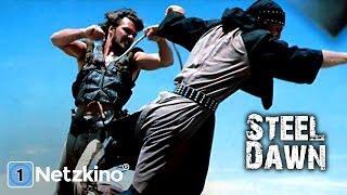 Steel Dawn - Die Fährte des Siegers (Actionfilm mit PATRICK SWAYZE, ganze Filme auf ENGLISH)
