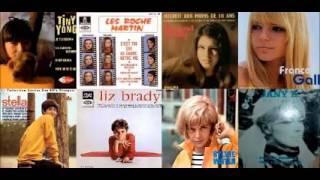 Various - Ye Ye Girls Vol. 4 : 60's European French Garage,Beat,Pop Female Singers Music Compilation