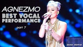 AGNEZ MO ( AGNES MONICA ) || BEST VOCAL PERFORMANCES Part 7 || BEST ASIAN SINGER