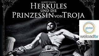 Herkules und die Prinzessin von Troja (Abenteuerfilme auf Deutsch anschauen in voller Länge)