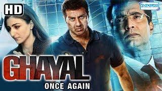 Ghayal Once Again {2016} {HD & Eng Subs} - Hindi Full Movie - Sunny Deol, Om Puri - Best Hindi Movie