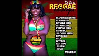 REGGAE 2018 APRIL | 100% of REGGAE MUSIC BY DJ VIRUS | Popular Songs 2018