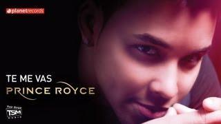 PRINCE ROYCE - Te Me Vas (Official Web Clip)