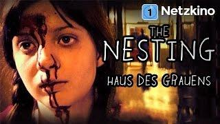 The Nesting - Haus des Grauens (Horrorfilm, ganze Filme in voller Länge auf Deutsch)