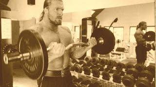 Triple H - Bodybuilding Training (Workout Motivation Video)