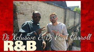 R&B PARTY MIX 2018 ~ (DJ XCLU$IV£ G2B & DJ PAUL CARROLL) R Kelly, Chris Brown, Ashanti, Usher, Eve