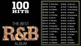 Late 90's Early 2000's R&B Mix | Throwback Hip Hop & R&B Songs |Top 100 Hits R&B Classics