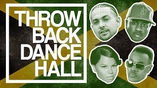 Throwback Dancehall Mix | Classic Dancehall Songs | Early 2000's Old School Ragga Club Mix Reggae