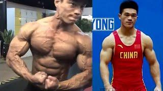 How do Chinese weightlifters do bodybuilding workout