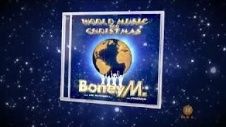 """The New Boney M's Album """"World Music For Christmas"""" (2017)"""