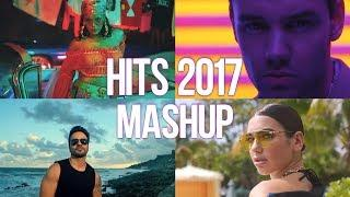 TOP HITS 2017 - Year End Mashup | New Mashup Pop Songs 2017 (The Megamix) [+100 Songs]