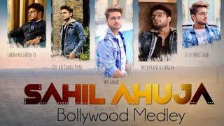 Bollywood Mashup | Sahil  Ahuja |  Romantic Mashup | Music Unlimited
