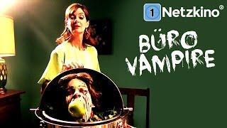 Büro Vampire (Horrorfilme komplett auf Deutsch, Komödie in voller Länge Deutsch, ganzer Film) *HD*